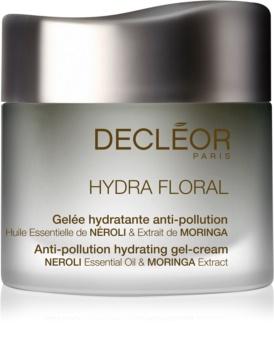 Decléor Hydra Floral Anti-pollution Hydrating Gel-cream
