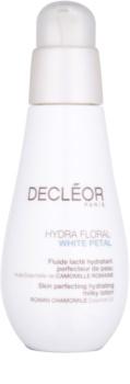 Decléor Hydra Floral White Petal zdokonaľujúce a hydratačné pleťové mlieko