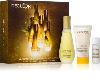 Decléor Aromessence Mandarine kit di cosmetici contro rughe e macchie scure