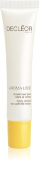 Decléor Aroma Lisse crema para contorno de ojos antiarrugas, antibolsas y antiojeras