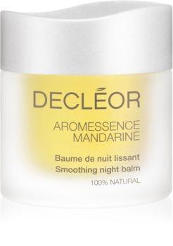 Decléor Aroma Lisse balsam wygładzający na noc z mandarynką