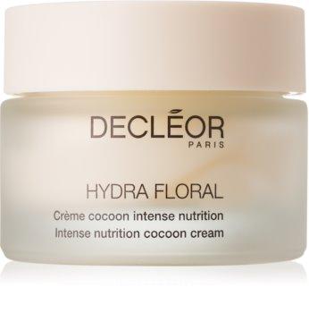 Decléor Hydra Floral hranilna in zaščitna krema za suho do zelo suho kožo