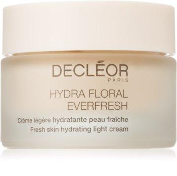 Decléor Hydra Floral Everfresh lehký hydratační krém pro dehydratovanou pleť