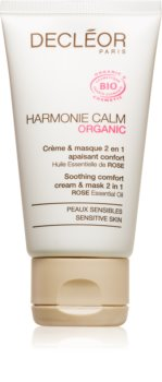 Decléor Harmonie Calm Bio Soothing Light Cream and Mask 2 In 1