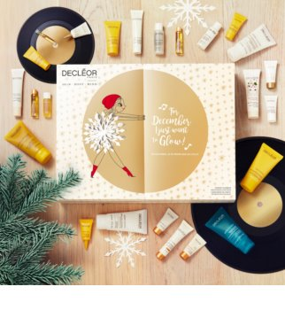 Decléor Advent Calendar подарунковий набір For December I Just Want to Glow