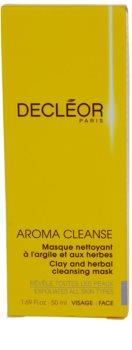 Decléor Aroma Cleanse čistilna maska za vse tipe kože