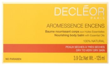 Decléor Aromessence Encens tápláló testbalzsam