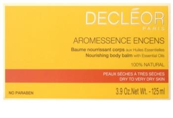 Decléor Aromessence Encens vyživujúci telový balzam