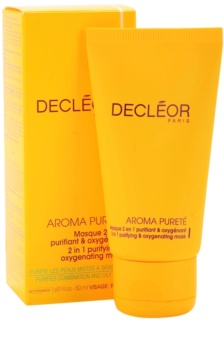 Decléor Aroma Pureté Purifying And Oxygenating Mask 2 In 1