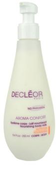 Decléor Aroma Confort tělové mléko pro suchou pokožku