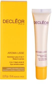 Decléor Aroma Lisse očný krém proti vráskam, opuchom a tmavým kruhom