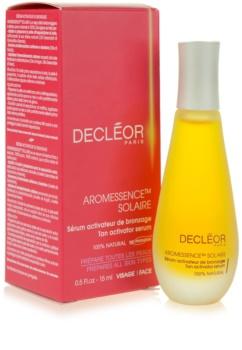 Decléor Aromessence Solaire sérum activateur pour stimuler le bronzage