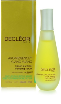 Decléor Aromessence Ylang ylang ser facial pentru curatare pentru ten mixt si gras