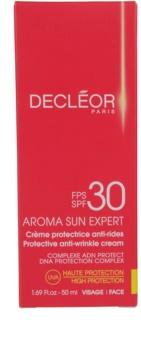 Decléor Aroma Sun Expert creme protetor solar  SPF30
