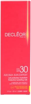 Decléor Aroma Sun Expert hydratisierende Sonnenmilch SPF30