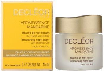 Decléor Aromessence Mandarine Smoothing Night Balm With Mandarin