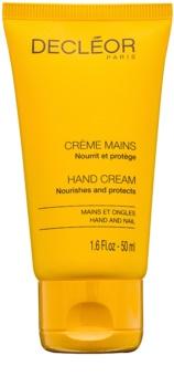 Decléor Hand & Nail Care krém na ruce pro výživu a hydrataci