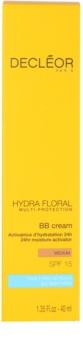 Decléor Hydra Floral cremă BB cu efect de hidratare SPF 15
