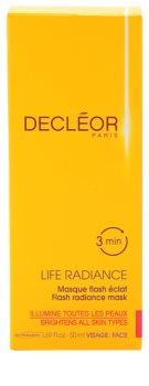 Decléor Life Radiance élénkítő maszk minden bőrtípusra