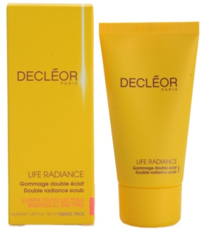 Decléor Life Radiance peeling rozjaśniający