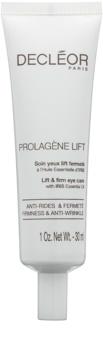 Decléor Prolagène Lift festigende und glättende Creme  für die Augenpartien