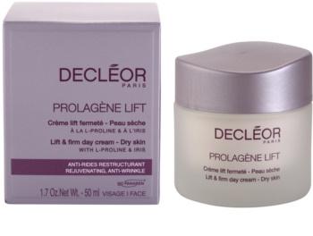 Decléor Prolagène Lift verfeinernde Crem für trockene Haut