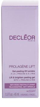 Decléor Prolagène Lift Gladmakende Peelinggel  voor Normale Huid