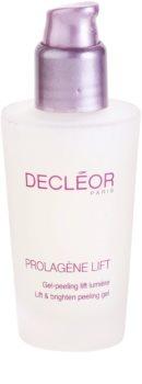 Decléor Prolagène Lift vyhladzujúci peelingový gél pre normálnu pleť