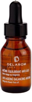 Delarom Anti Ageing aroma anti-aging pentru piele cu ulei de magnolie
