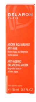 Delarom Anti Ageing aroma proti stárnutí magnoliový pleťový olej