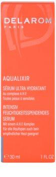 Delarom Aqualixir ultra-feuchtigkeitsspendendes Serum für das Gesicht