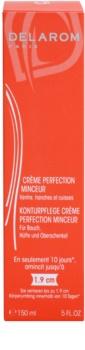 Delarom Body Care crema pentru slabirea abdomenului, soldurilor si coapselor