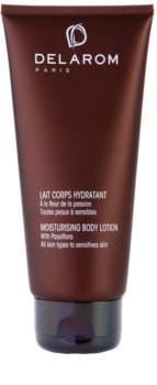 Delarom Body Care lotiune de corp hidratanta cu fructul pasiunii