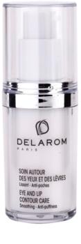 Delarom Essential Pflege für Augen - und Lippenkonturen