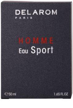Delarom Homme Eau Sport Eau de Parfum for Men 50 ml