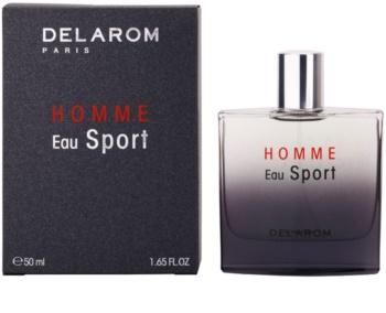 Delarom Homme Eau Sport Parfumovaná voda pre mužov 50 ml