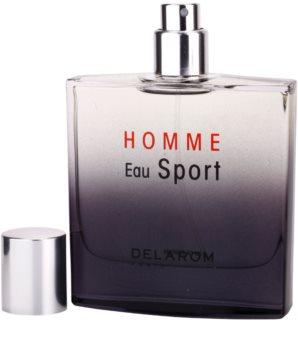 Delarom Homme Eau Sport Eau de Parfum voor Mannen 50 ml