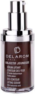 Delarom Lifting liftingové sérum na očné kontúry s kyselinou hyalurónovou