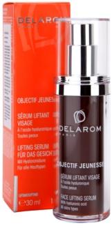 Delarom Lifting serum liftingujące do twarzy z kwasem hialuronowym