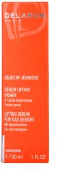 Delarom Lifting Liftingserum für das Gesicht mit Hyaluronsäure