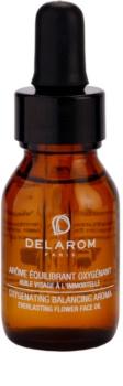 Delarom Revitalizing okysličující aroma slaměnkový pleťový olej