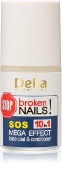 Delia Cosmetics Coral profesionalna nega za nohte 10v1