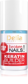 Delia Cosmetics STOP broken nails! Keratin Treatment to Nourish Weakened Nails