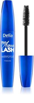 Delia Cosmetics Pro Aqua Lash mascara cils courbés et séparés waterproof