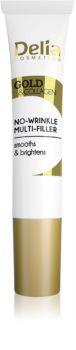 Delia Cosmetics Gold & Collagen Rich Care tratamento concentrado antirrugas