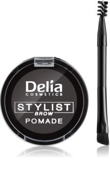 Delia Cosmetics Eyebrow Expert pomáda na obočie