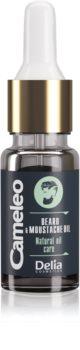 Delia Cosmetics Cameleo Men óleo nutritivo para bigode e barba