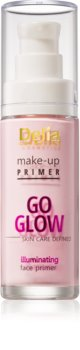 Delia Cosmetics Skin Care Defined Go Glow Brightening and Unifying Makeup Primer