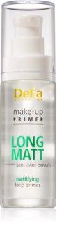 Delia Cosmetics Skin Care Defined Long Matt podkladová báza pre matný vzhľad