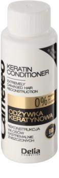 Delia Cosmetics Cameleo BB keratinový kondicionér pro poškozené vlasy